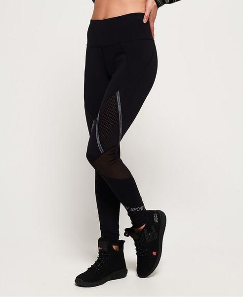 ACTIVE MESH PANEL Leggings