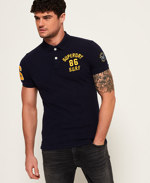 CLASSIC S/S SUPERSTATE POLO