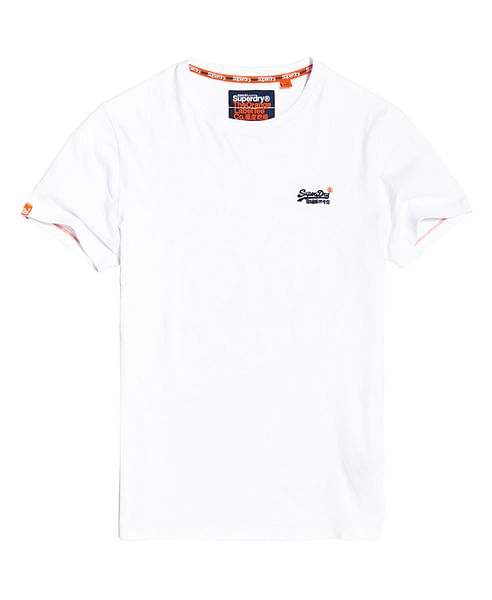 ORANGE LABEL VINTAGE EMB TEE