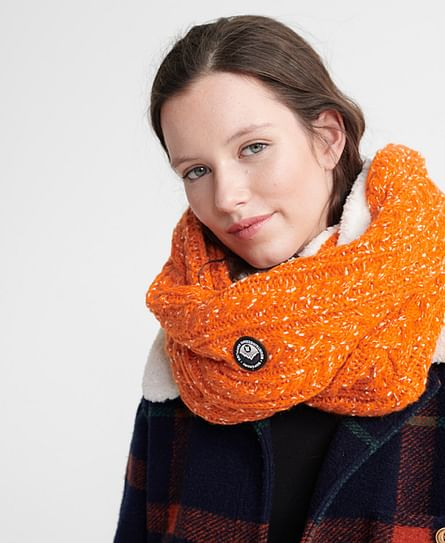 GRACIE CABLE SNOOD