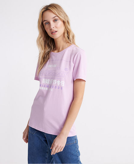 PG LABEL OUTLINE ENTRY TEE