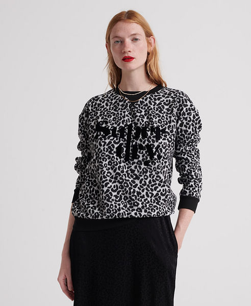 SPORT SCANDI GRAPHIC TOP