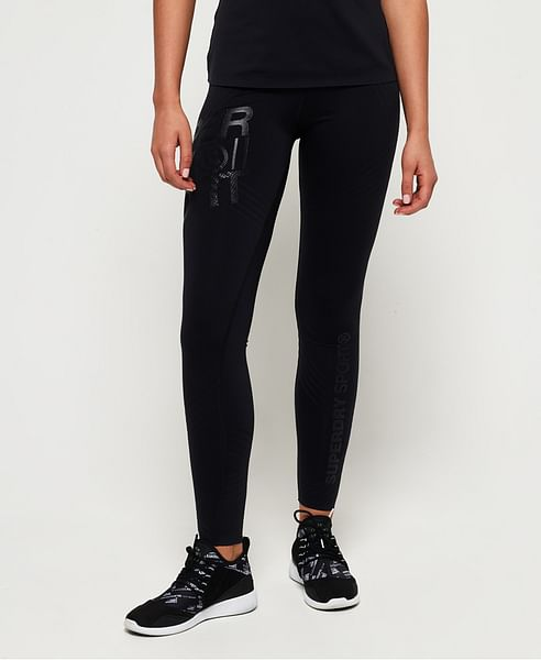 PERFORMANCE COMPRESSION FLOCK Leggings