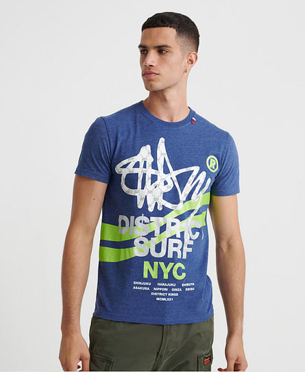 NYC DISTRICT TEE