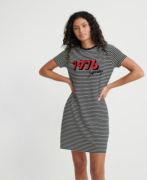 CHRISSI T-SHIRT DRESS