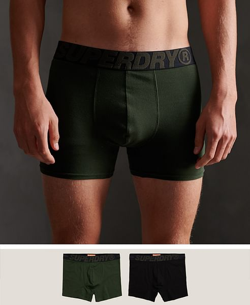 BOXER DOUBLE PACK