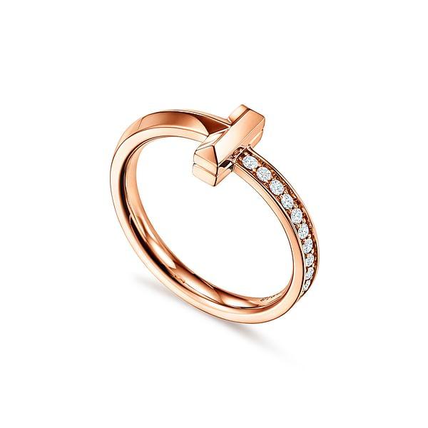 T1 Narrow Diamond Ring