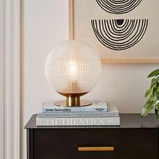 Edie Prismatic Table Lamp