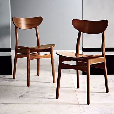 Classic Cafe Dining Chair
