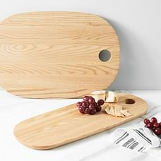 Copenhagen Acacia Wood Serving Bowls