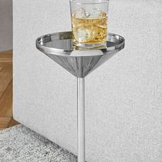 Faceted Drink Table
