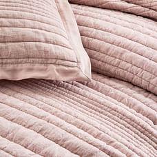 Belgian Flax Linen Linework Quilt & Shams
