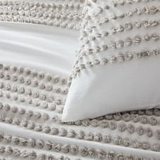 Candlewick Duvet Cover & Shams
