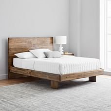 Anton Solid Wood Bed