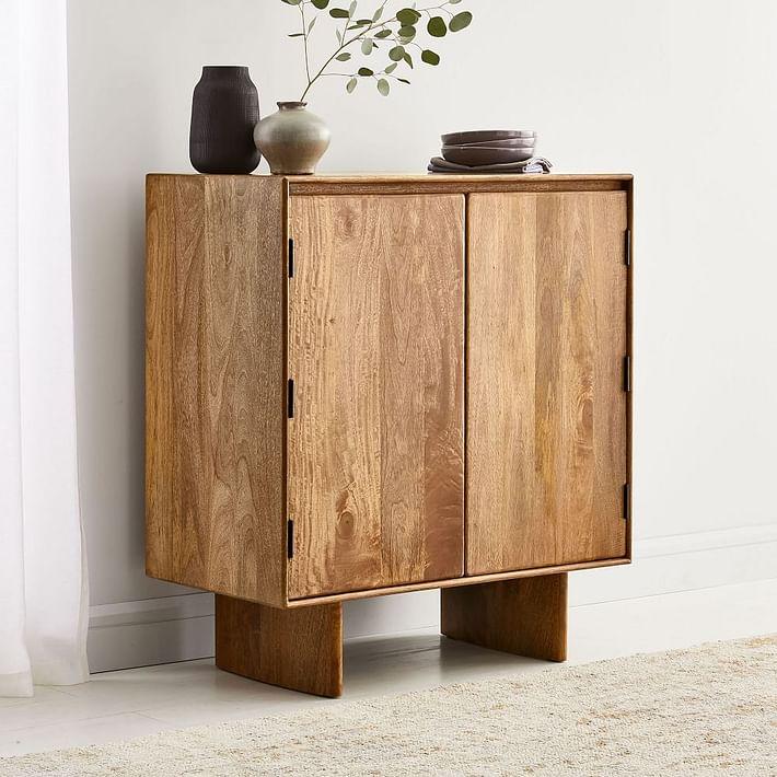 Anton Solid Wood Bar
