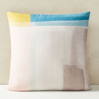 Abstract Colorfield Pillow Cover