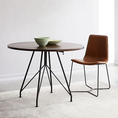 Jules Drop Leaf Expandable Dining Table