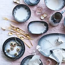 Reactive Glaze Bakeware