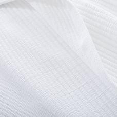 Ribbed Blanket, White