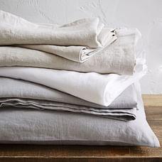 European Flax Linen Sheet Set
