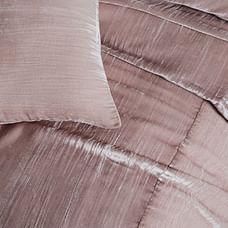 Crinkle Velvet Duvet Cover & Shams