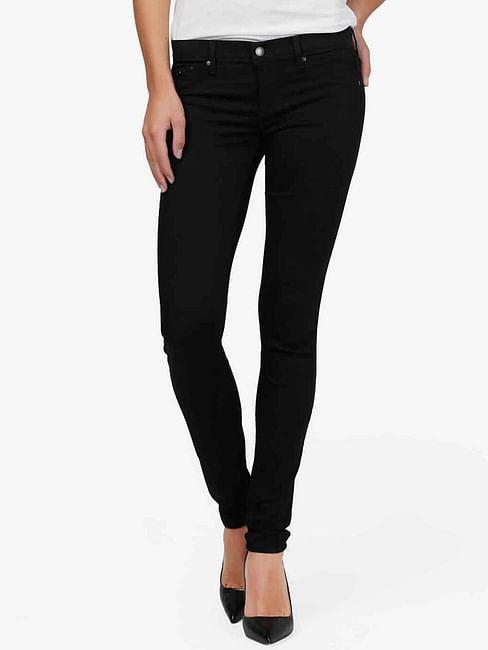 Women's mid rise skinny fit Sumatra jeans