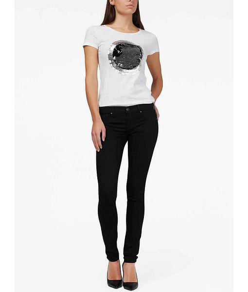 Women's mid rise skinny fit Sumatra jeans