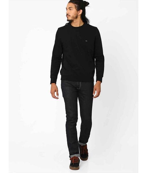 Men's Anders K Slim Fit Dark Blue Jeans