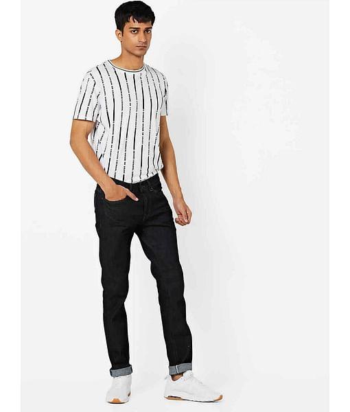 Men's Anders Slim Fit Dark Blue Jeans
