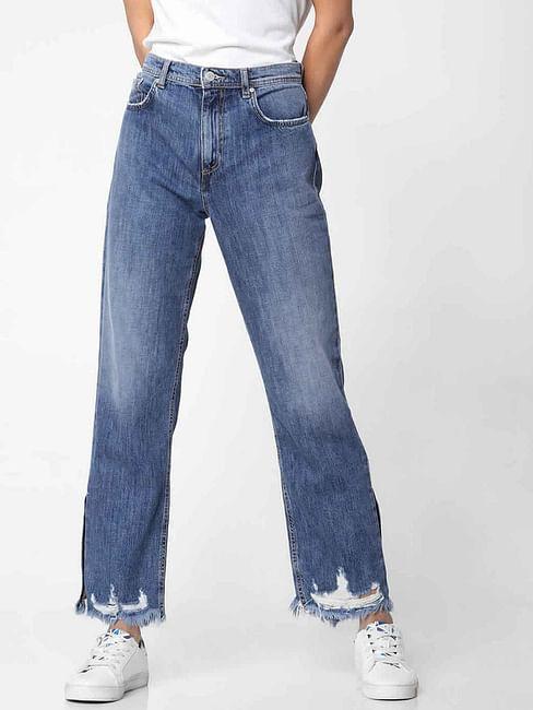 Women's mid rise Dalila jeans