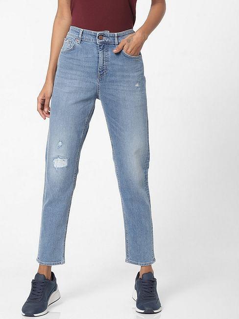 Women's mid rise Dyane jeans