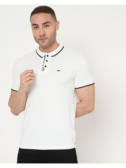 Men's Ralph Jaq Ec In Slim Fit Solid Polo