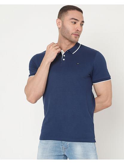 Men's Ralph Basic Ec In Slim Fit Solid Polo