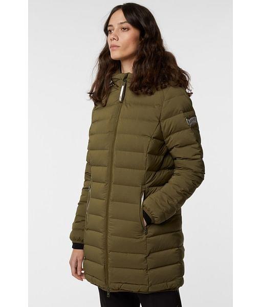Women's Leonardo W.T.Long Quilted Jacket