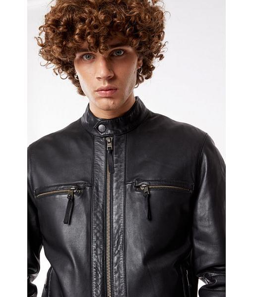 Men's Dagon Lh Rs Solid Jacket