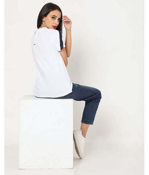 Women's Beatrice In Slim Fit Knit Top