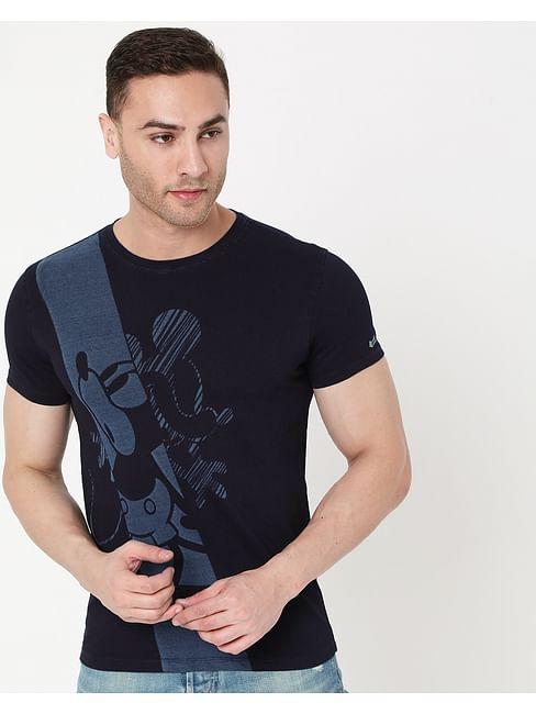 Men's Scuba Disney In Crew Neck T-Shirt