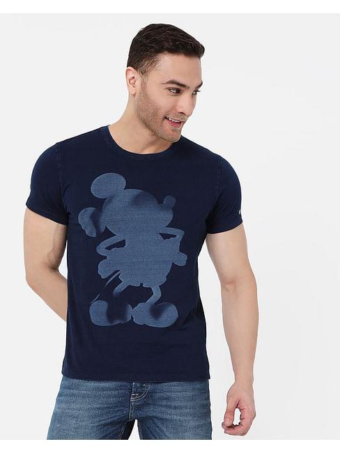 Men's Scuba Mm In Crew Neck T-Shirt
