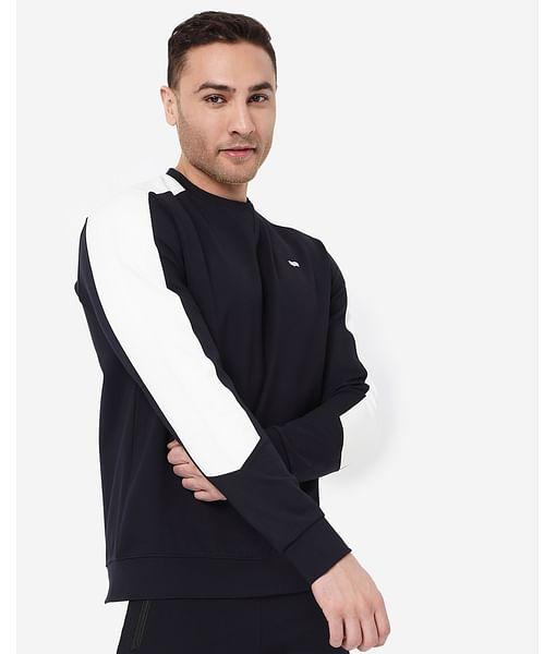 Men's Crew Cut In Slim Fit Sweatshirt