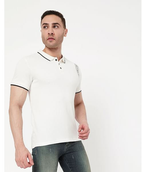 Men's Ralph Tape In Slim Fit Polo