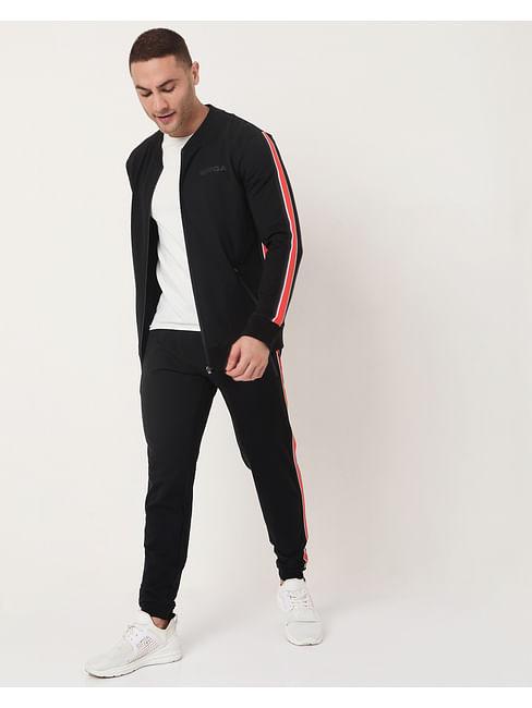 Men's Kurt Tape In Slim Fit Sweatshirt