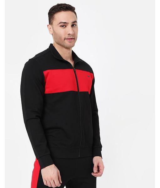 Men's Zippo In Slim Fit Sweatshirt