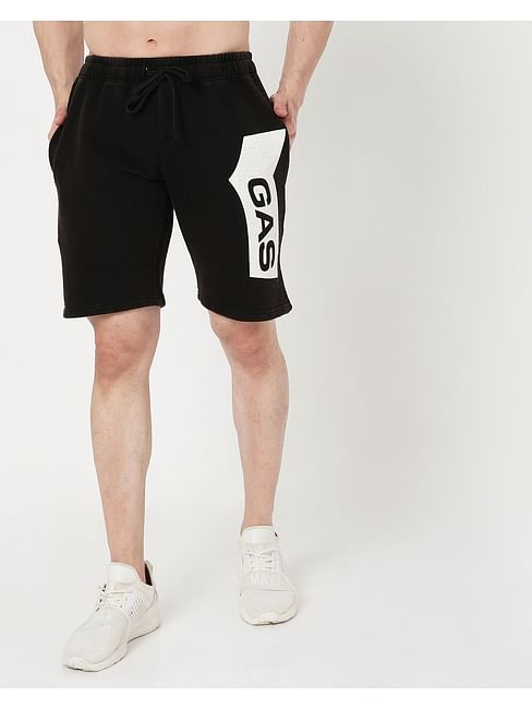 Men's Donald Washed In Slim Fit Shorts