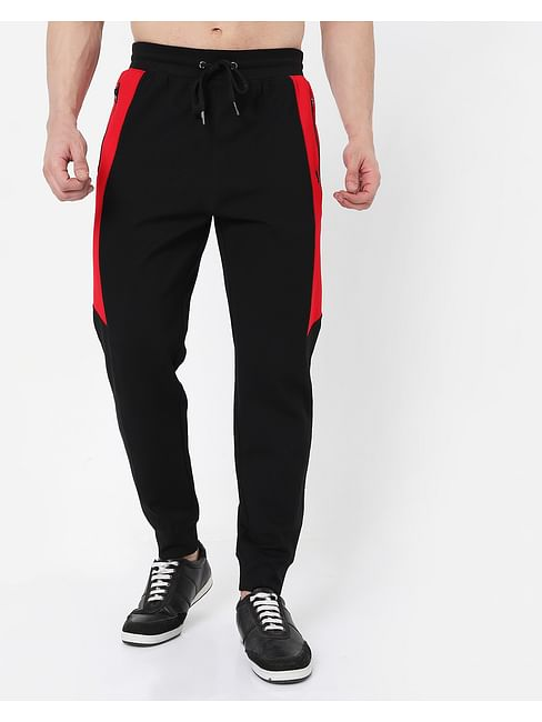 Men's Radar In Slim Fit Trackpants