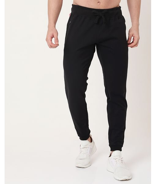 Men's Cobain Tape In Slim Fit Trackpants