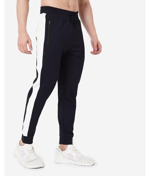 Men's Radar Cut In Slim Fit Trackpants