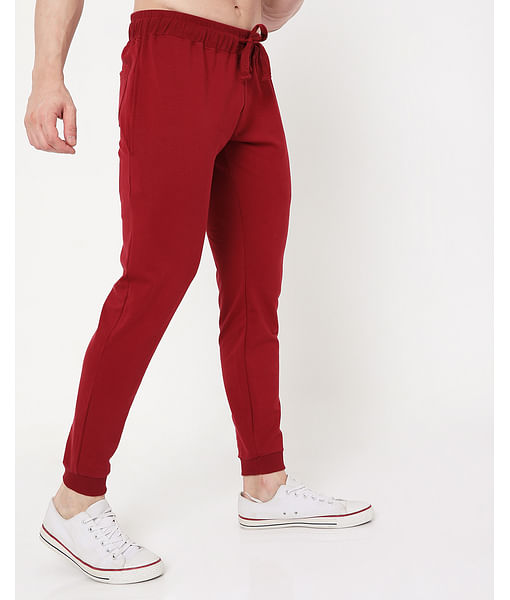 Men's Cobain In Slim Fit Trackpants