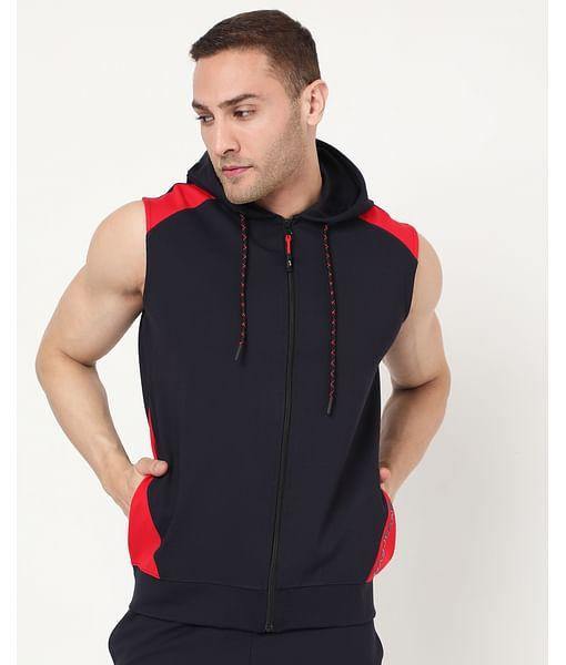 Men's Vise Hood In Slim Fit Sweatshirt