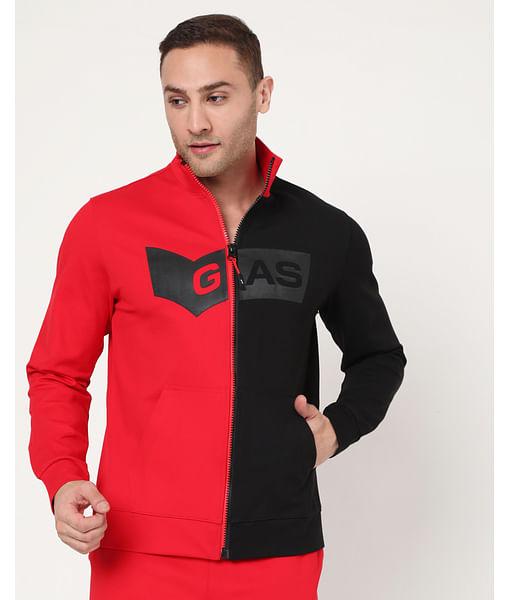 Men's Zippo Half In Slim Fit Sweatshirt