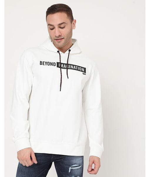 Men's Zippo Hood Cut In Slim Fit Sweatshirt
